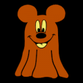 Mickey Mouse Ghost