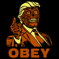 Trump OBEY