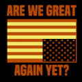 Are We Great Again Yet 02