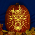 Steampunk Skull CO