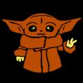 Baby Yoda 07