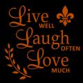 Live Laugh Love 03
