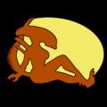 Alien Mudflap 02