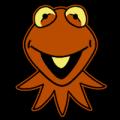 Sesame Street Kermit