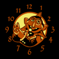 The Count Clock