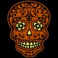 Sugar Skull 07