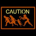 Zombie Caution
