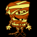 Spongebob Mummy