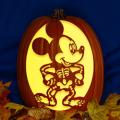 Mickey Mouse Skeleton CO