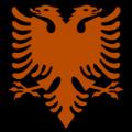 Albanian Two Headed Eagle