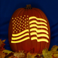 US Flag Waving CO