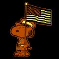 Snoopy USMC