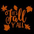 It's Fall Y'All 02