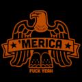Merica Eagle F Yeah 02