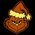 Grinch Head 01
