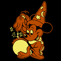 Mickey Fantasia Stoneykins