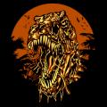 Zombie T-Rex 02