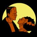 Frankenstein and Bride 02