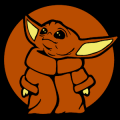 Baby Yoda 09