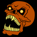 Evil Skull 01
