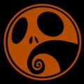 Jack Skellington Spiral