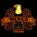 Merica Eagle F Yeah 01