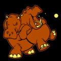 Hungry Hungry Choking Hippo