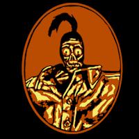 Beetlejuice Shrunken Head Guy Stoneykins