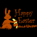 Bunny Huggin Egg