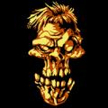 Zombie Head 01