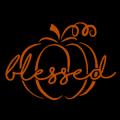 Blessed Pumpkin