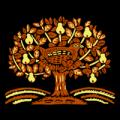 Partridge in a Pear Tree 01