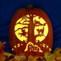 Halloween Scene 02 CO