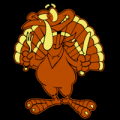 Hungry Turkey