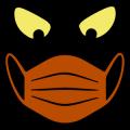 Jack-O with Mask
