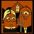 American Gothic Minions