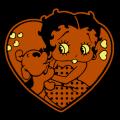 Betty Boop and Bimbo 01
