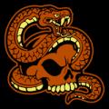 Snake Skull 02
