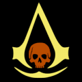 Assassins Creed Skull Logo 01