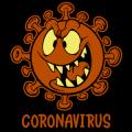 Coronavirus Molecule 02