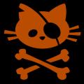 Cat Pirate 01