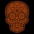 Sugar Skull 16