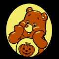 Trick or Sweet Care Bear 04