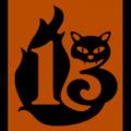 Black Cat 13 c