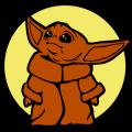 Baby Yoda 08
