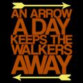 WD Arrow Sign