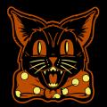 Vintage Cat 12